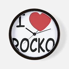 ROCKO Wall Clock