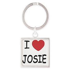 JOSIE Square Keychain