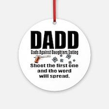 dadd Round Ornament