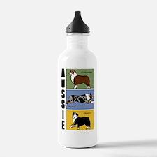 Aussies-do-it-all Water Bottle