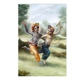 Krishna Postcards
