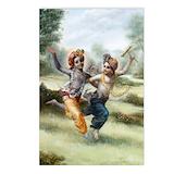 Krishna Postcards