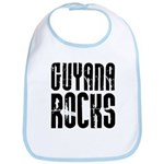 Guyana Rocks Bib