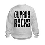 Guyana Rocks Kids Sweatshirt