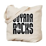 Guyana Rocks Tote Bag