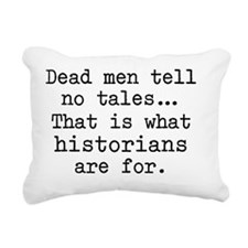 Dead men Rectangular Canvas Pillow