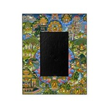 Buddha Life 4064x5823 (Color) Picture Frame