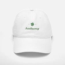 """""""Shamrock - Anthony"""" Baseball Baseball Cap"""