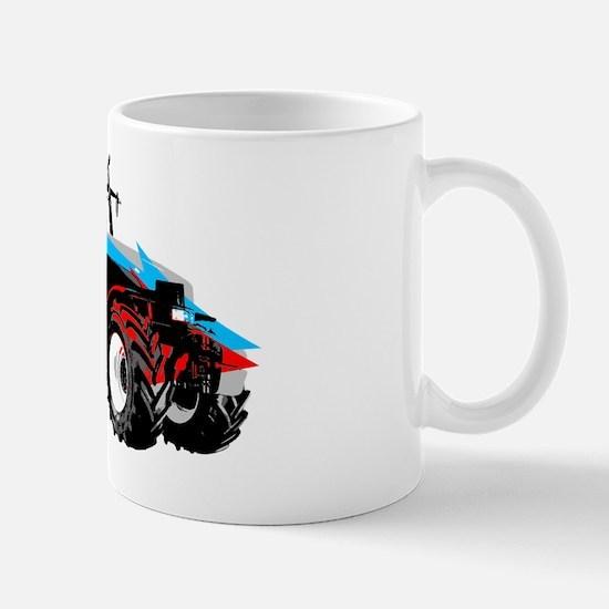Tractor Style Mug