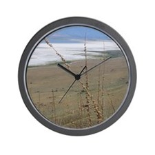 Great Salt Lake Wall Clock