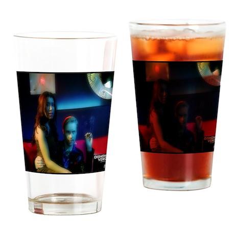DV Lobby Card 3 Drinking Glass