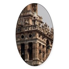 Seville. Gothic Seville Cathedral.  Decal