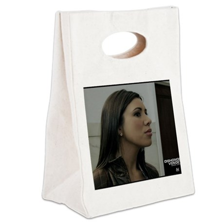 DV Lobby Card 2 Canvas Lunch Tote