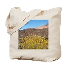 Endemic high elevation shrub with yellow  Tote Bag