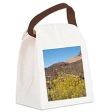 Endemic high elevation shrub with Canvas Lunch Bag