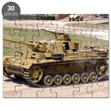 PANZER III Puzzle