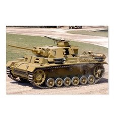 PANZER III Postcards (Package of 8)