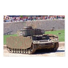 PANZER IV Postcards (Package of 8)