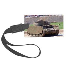 PANZER IV Luggage Tag