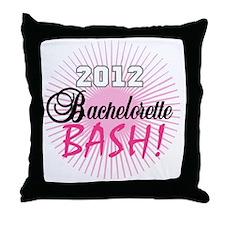 2012bashtees Throw Pillow