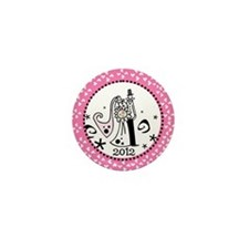 bridegroomhoney12 Mini Button