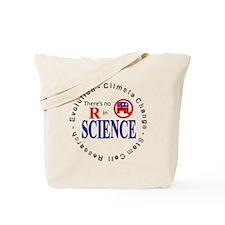 SCIENCE RWB.gif Tote Bag