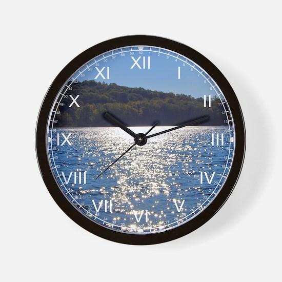 rvautclock20r Wall Clock