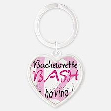 bach12girlfun Heart Keychain
