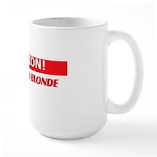BlondeDriver Mug