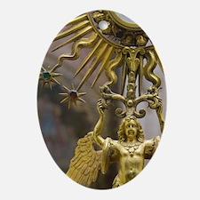 Burgos. Burgos Cathedral (aka Catedr Oval Ornament