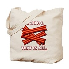 vcb-bacon-that-is-all-2011b Tote Bag