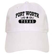 Fort Worth Texas Baseball Cap