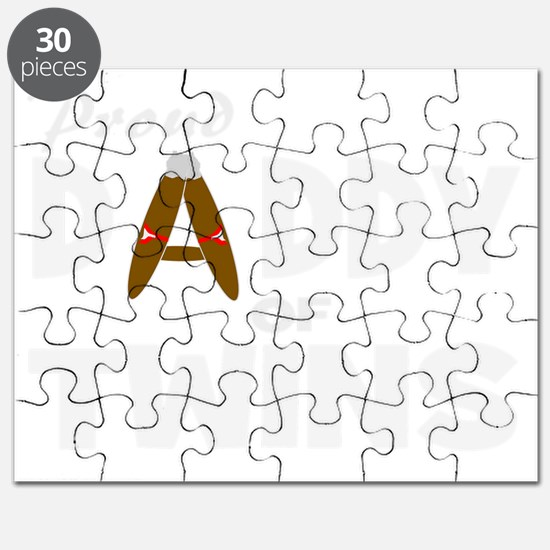 Unique daddy of twins Puzzle
