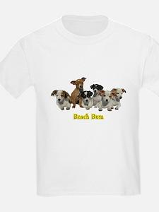 PUPPY 1160 Beach Bum Kids T-Shirt