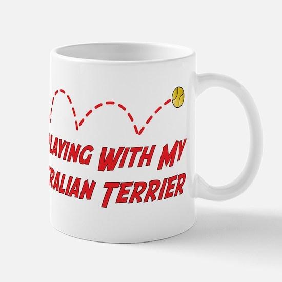 Terrier Play Mug