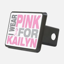 I-wear-pink-for-KAILYN Hitch Cover