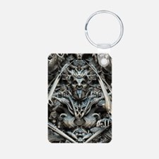 Evo1xl Aluminum Photo Keychain