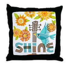 smallshine Throw Pillow