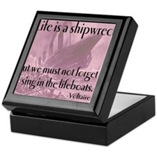 shipwreck2 Keepsake Box