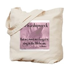 shipwreck2 Tote Bag
