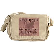 shipwreck2 Messenger Bag