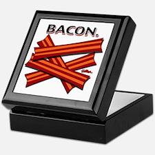 bacon-cap-2011 Keepsake Box