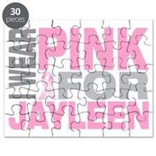 I-wear-pink-for-JAYLEEN Puzzle