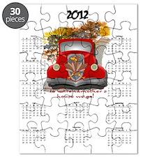 Dark_mousepad_vertical_2012_2 Puzzle
