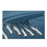 Hydroplanes Postcards