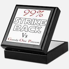 strike back b Keepsake Box