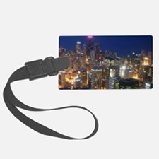 Sears Tower View Luggage Tag