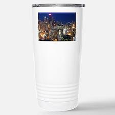 Sears Tower View Travel Mug