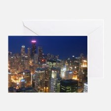 Sears Tower View Greeting Card