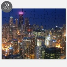 Sears Tower View Puzzle